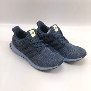Adidas UltraBOOST Tech Ink Blue Men's Running Shoe